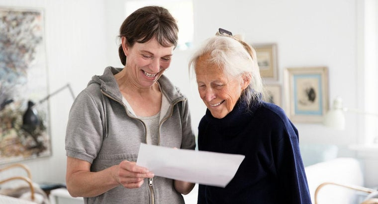 What Are Some Federal Programs to Assist the Elderly?