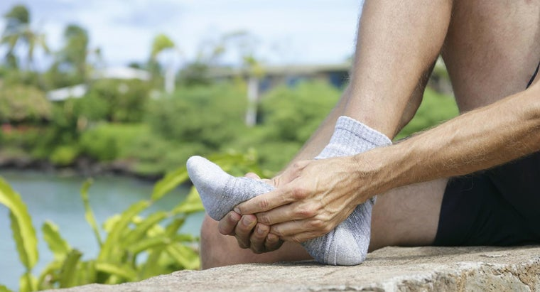What Causes Cramps in the Toes and Feet?