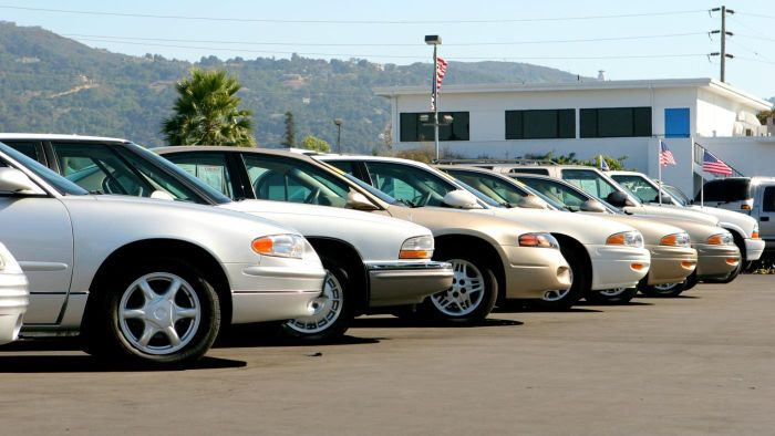Where Can Someone Find the Kelley Blue Book Value of Used Cars?