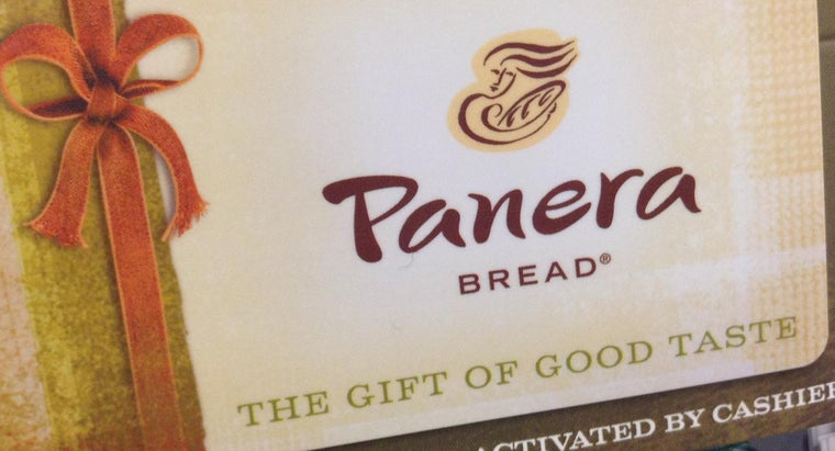 How Can You Check the Balance of a Panera Card?