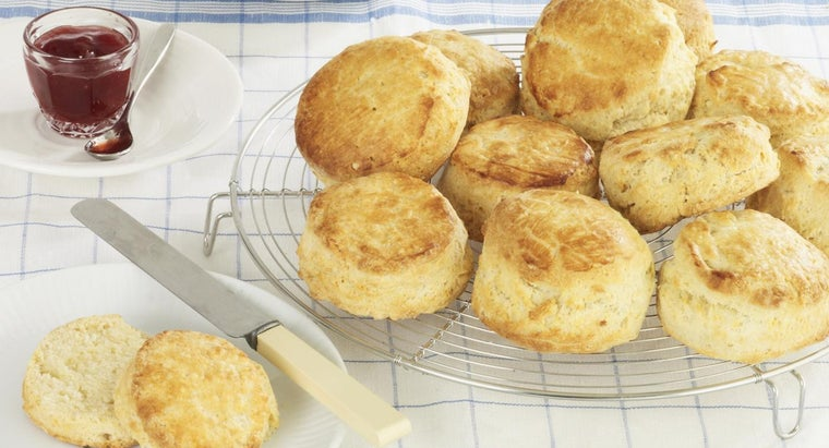 What Is an Easy Basic Biscuit Recipe?