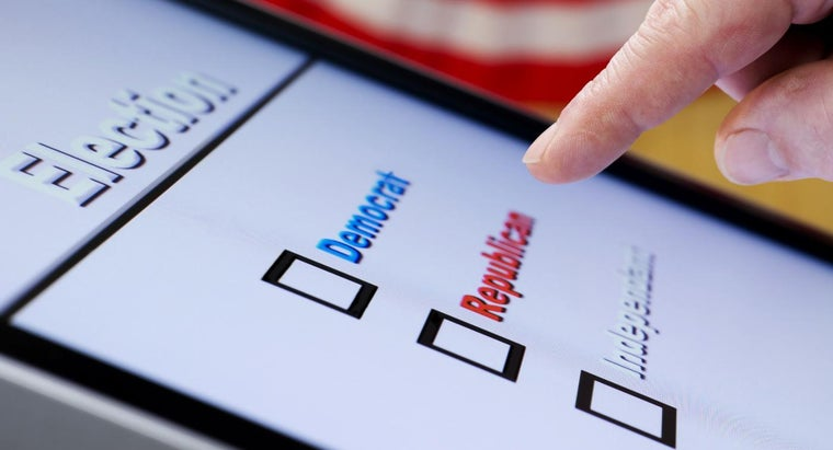 How Do Electronic Voting Machines Work?