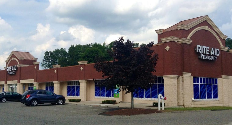 Where Can You Take the Rite Aid Store Survey?