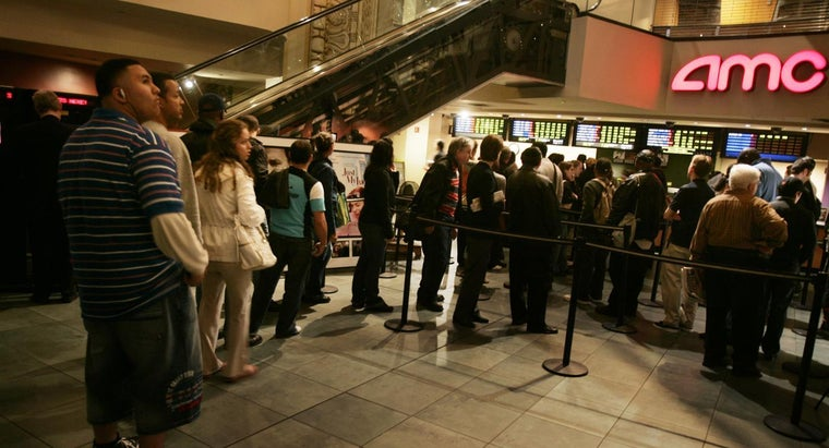 How Do You Find Showtimes for AMC Theatres?