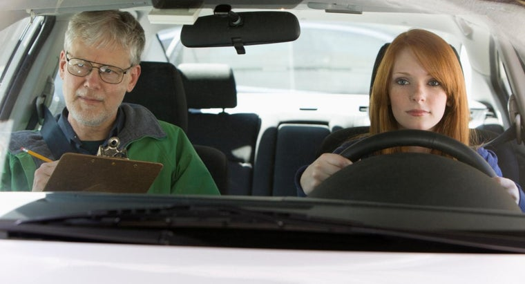Where Can You Take a Driver Permit Test?