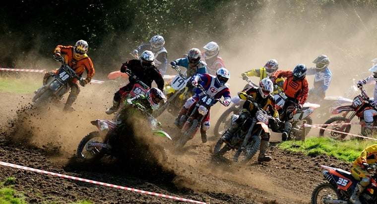 What Is the Top Speed of Motocross Racing Bikes?