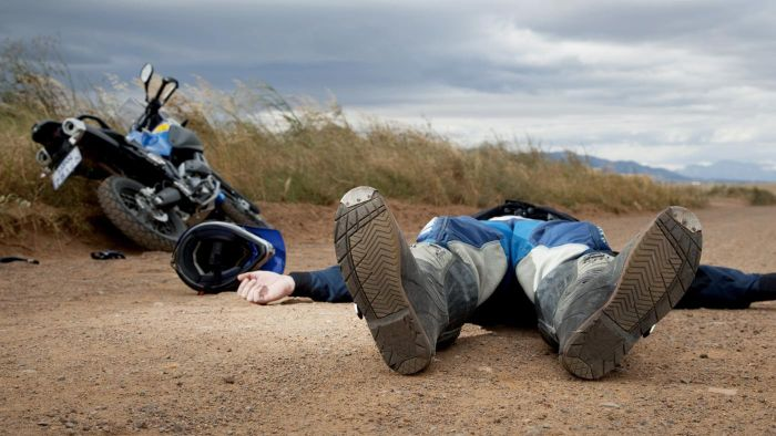 What Are Some Statistics on Motorcycle Accidents?