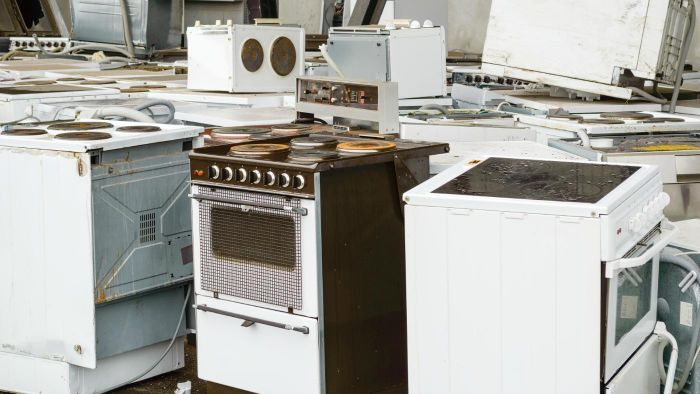Can You Sell Broken Appliances Just for Parts?