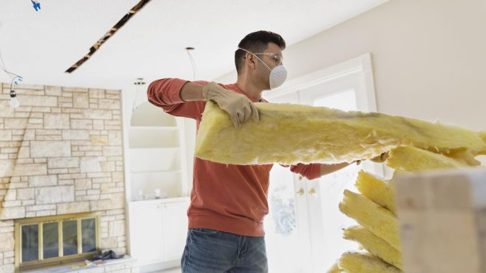What Are Some Different Types of Home Insulation?