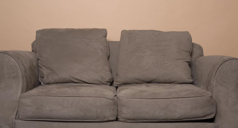 What Are Some Tips for Cleaning Microfiber Furniture?