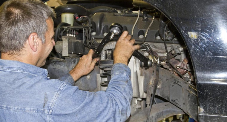How Do You Know If a Front Strut Needs Replacement?