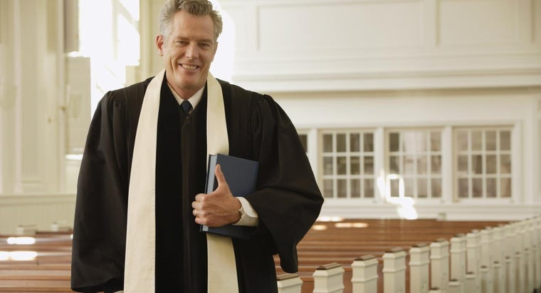 What Are the Requirements for Getting a Minister Certification?