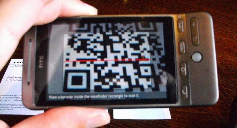 How Do You Scan Codes With Your Smartphone?