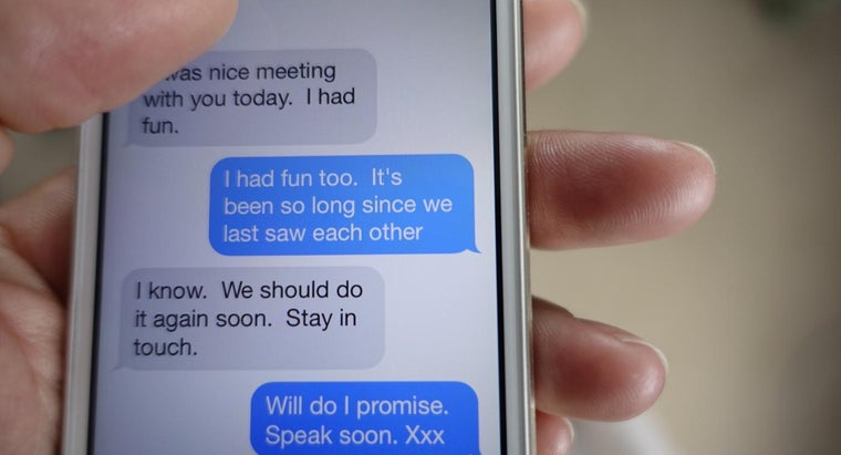 What Are Some Shorthand Suggestions for Text Messaging?