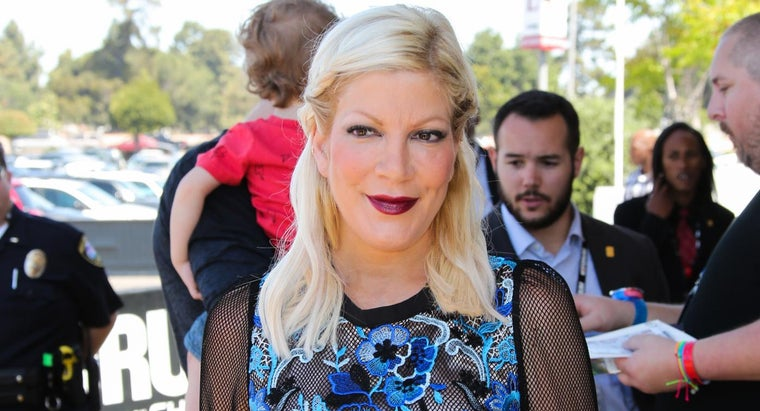 Why Did Tori Spelling Divorce Her First Husband?