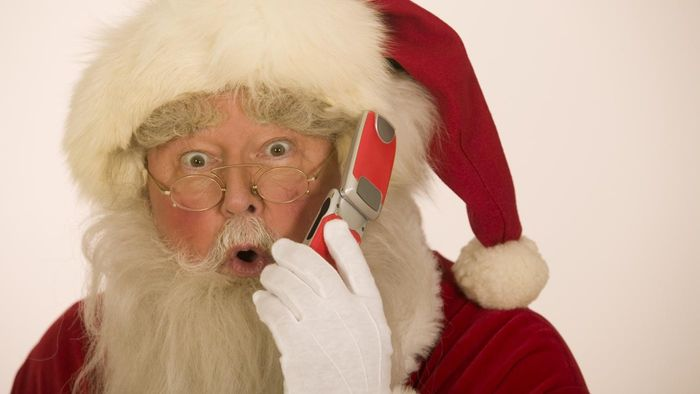 Is There a Santa Hotline Available for Children?