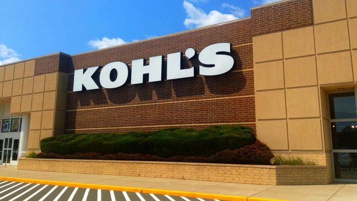 What Options Are Available for Making a Payment on a Bill From Kohl's?