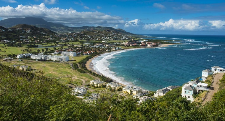Where Is St. Kitts Located?