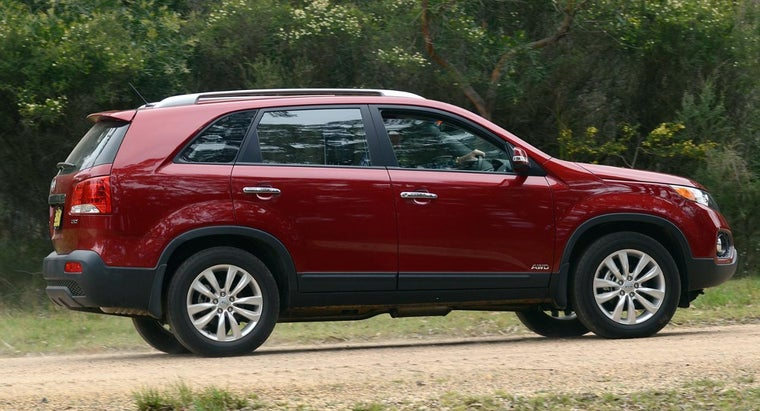 What Are the Top 10 Best-Rated Mid-Size SUVs?