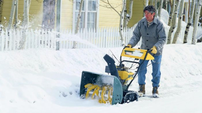 How Do You Replace the Shear Pins on a Snowblower?