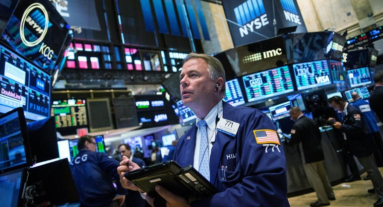 Where Can You Find a List of Stocks Traded on the NYSE?