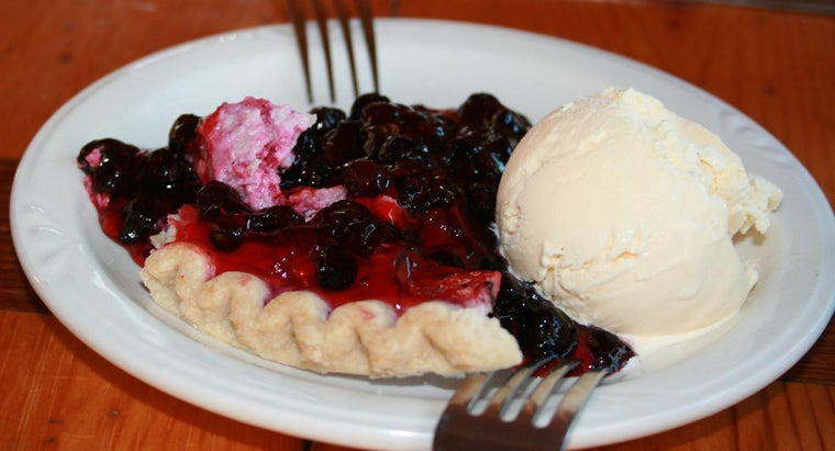 What Is a Huckleberry Pie?