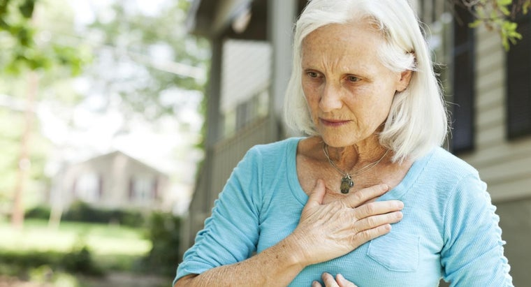 What Should a Woman Do If She Has Signs of a Heart Attack?