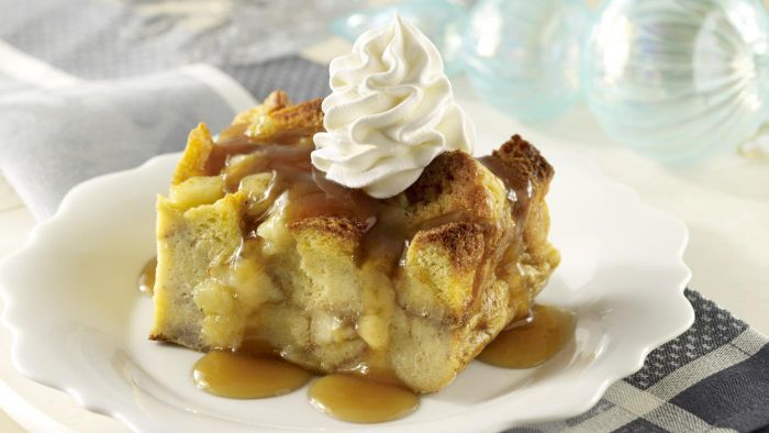 How Do You Make an Easy Bread Pudding Sauce?