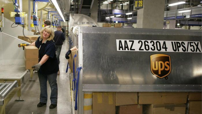 What Type of Jobs Does UPS Have?