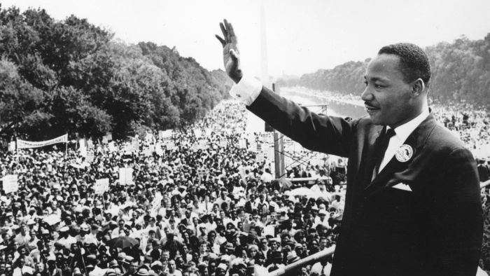 Who were some of the major civil rights leaders?