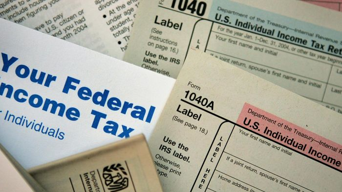 Where Do You Mail an IRS 1040 Form?
