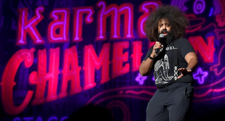 What Are Some Songs by Reggie Watts?