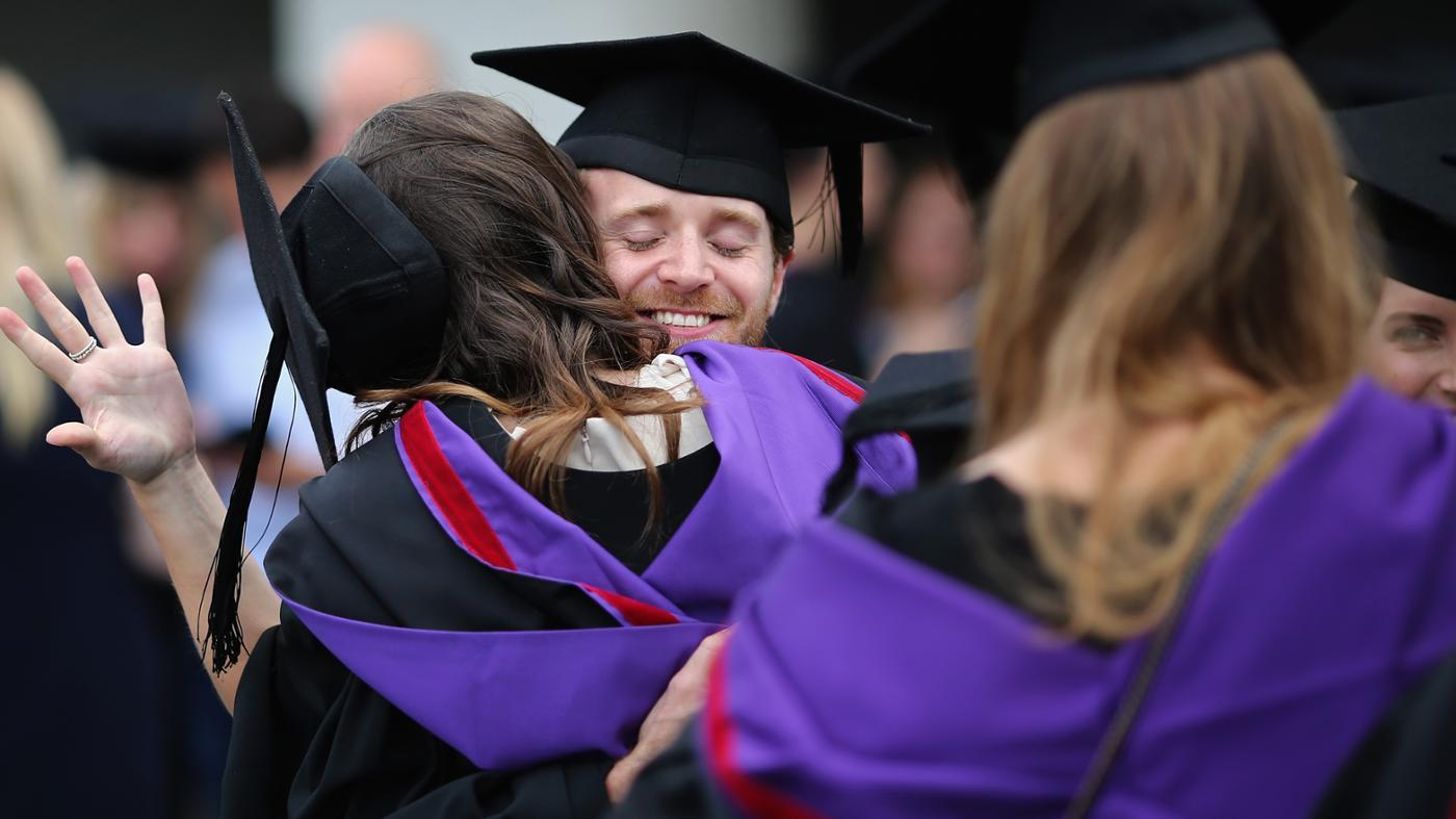 How Do You Get a Free Master's Degree in the United Kingdom?