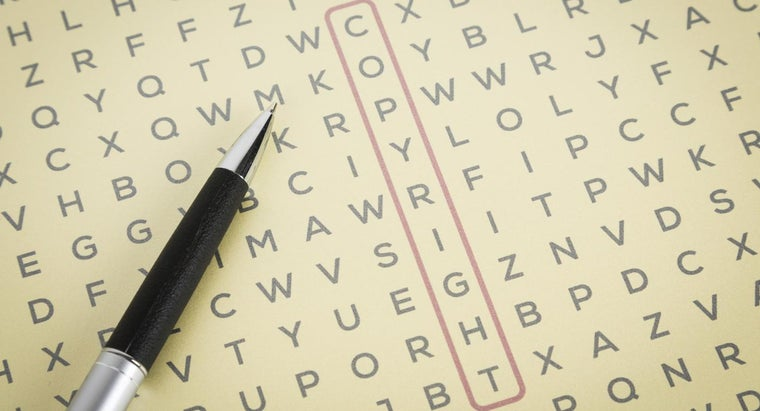 What Are Some Tips for Solving Word Searches?