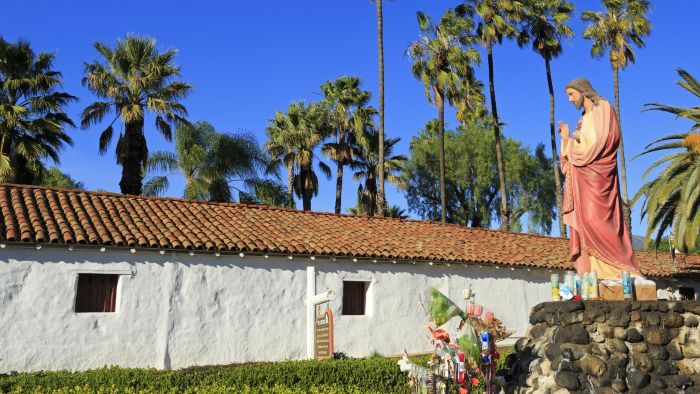 Where Can You Find a List of All 21 California Missions?