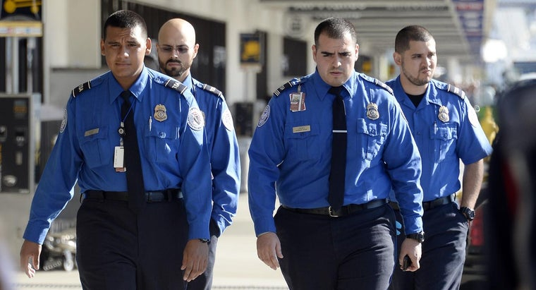 What Is the TSA Employment Test Like?