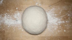 What Is a Good Recipe for Sweet Bread Dough?