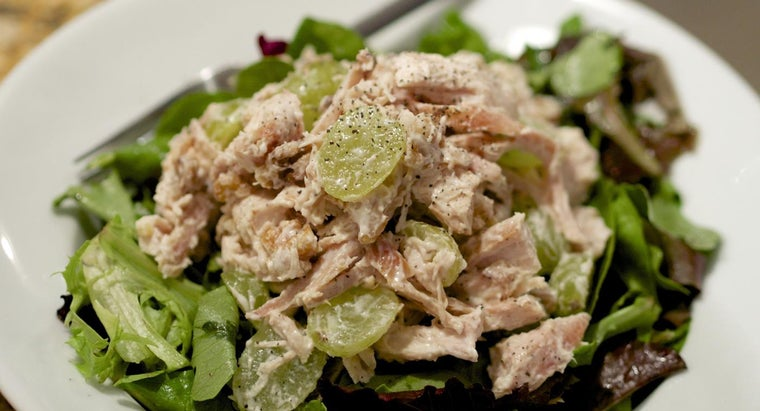 Where Can You Find Chicken Salad Recipes Online?