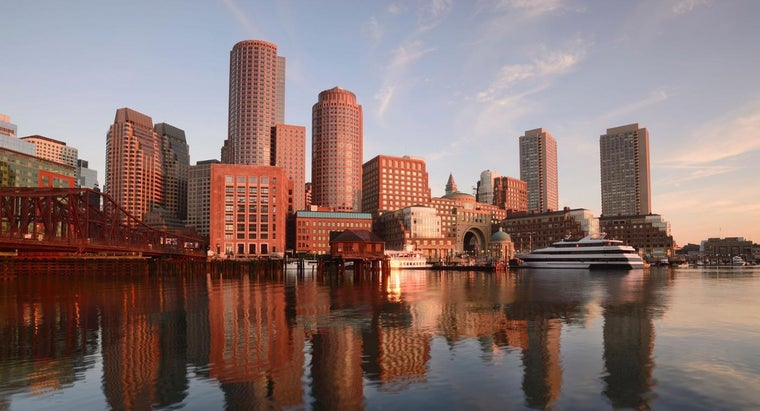 What Are Some Interesting Historical Facts About Boston?