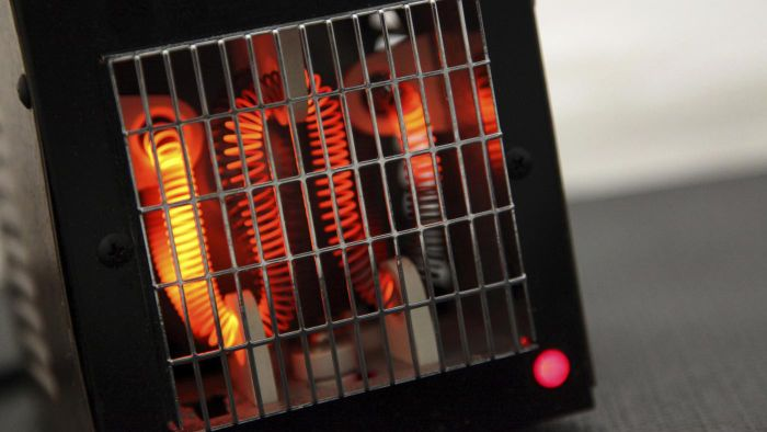 Do space heaters really work in large rooms?