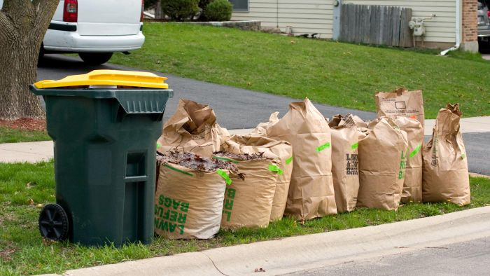 How Do You Remember to Put the Garbage Out on the Scheduled Pick-up Day?
