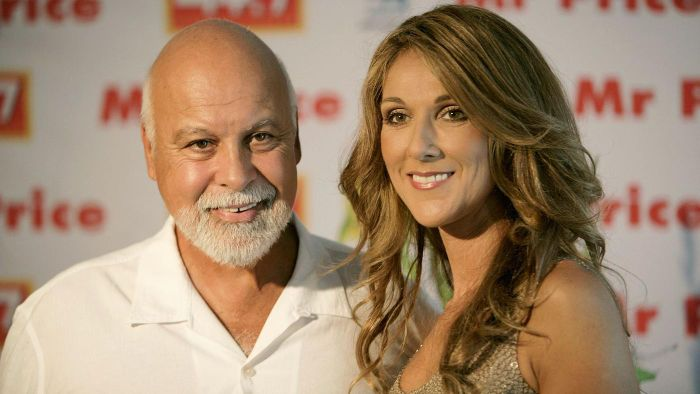 Who is Celine Dion's husband?
