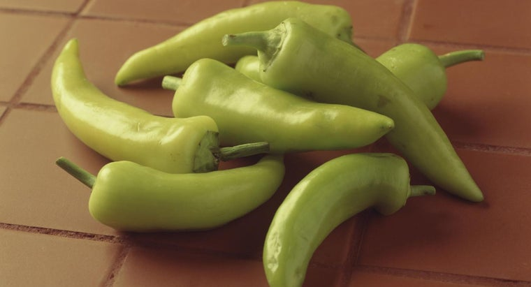 How Do You Can Hot Banana Peppers?