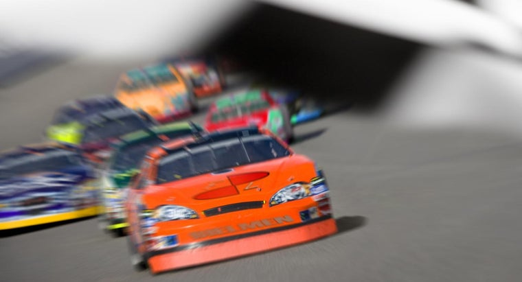 Where Could You Find Out Who Won a NASCAR Race?