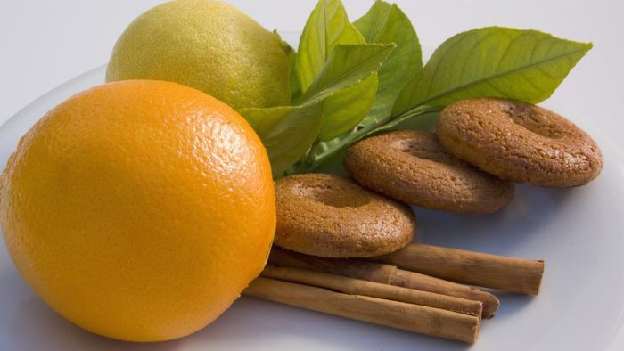 What Is a Recipe for Orange Slice Cookies?