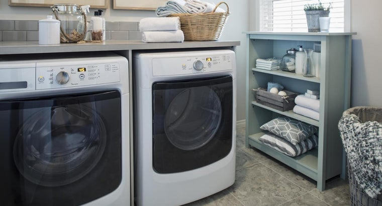 What Is the Standard Size for a Washer and Dryer?