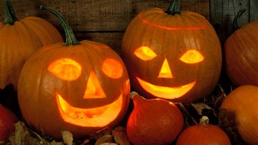 What Are Some Ideas for Easy Jack-O-Lantern Faces?