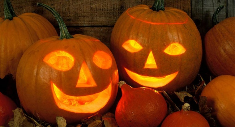 What Are Some Ideas For Easy Jack O Lantern Faces Referencecom