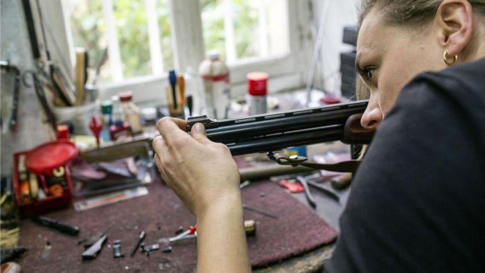 What Kinds of Repairs Do Gunsmiths Offer?