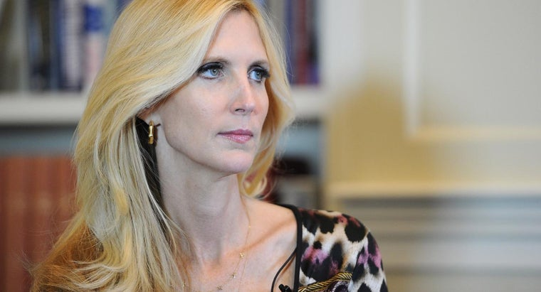 Who Is Ann Coulter ?